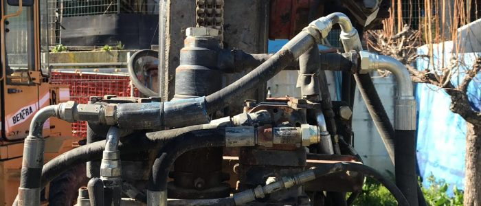 L'immagine mostra la macchina usata Soil System s350 in vendita da Tescm Osimo Italy