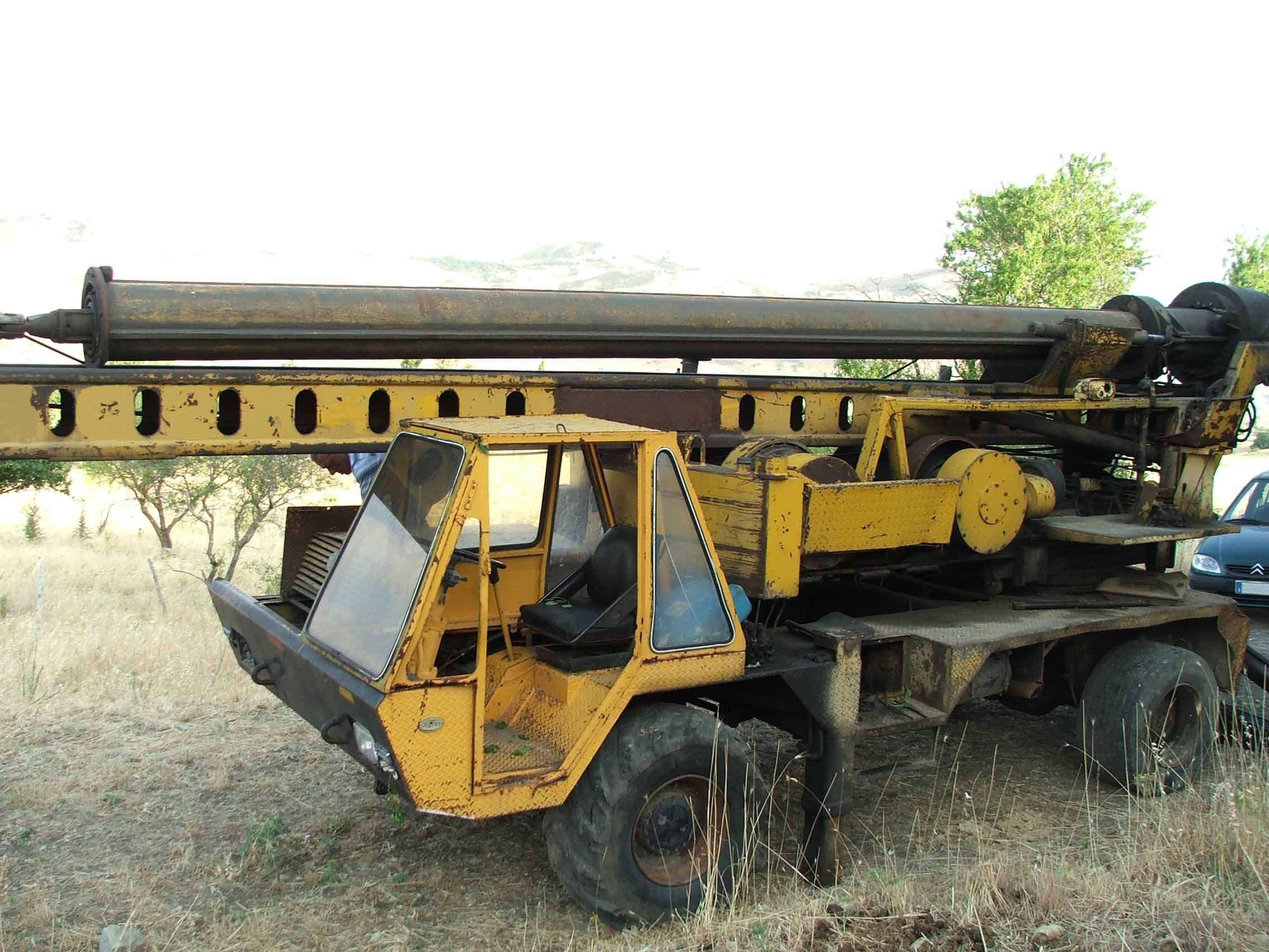 L'immagine mostra la macchina usata Mait T8 in vendita da Tescm Osimo Italy