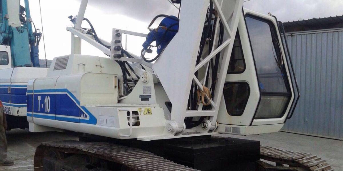 L'immagine mostra la macchina usata TesCar T10 in vendita da Tescm Osimo Italy